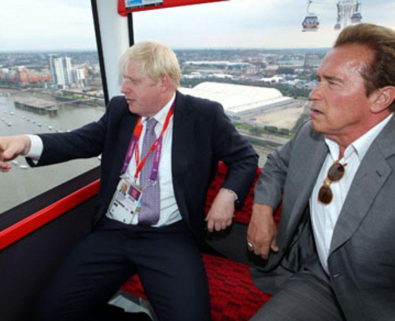 Cheap Views of London Emirates Air Line